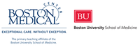 Boston Medical Center and Boston University School of Medicine Logo