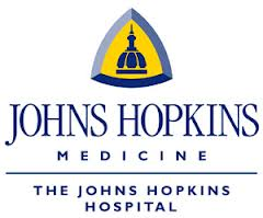 Department of Radiation Oncology, Johns Hopkins Hospital Logo