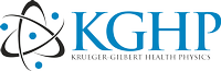 Krueger Gilbert Health Physics Logo